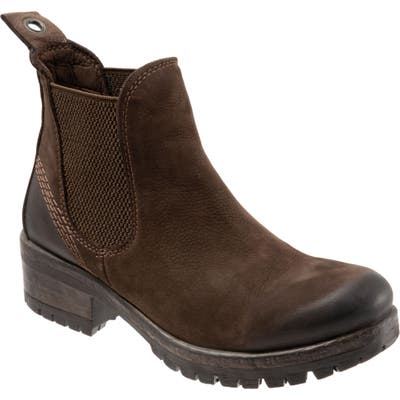 Bueno Florida Chelsea Bootie - Brown