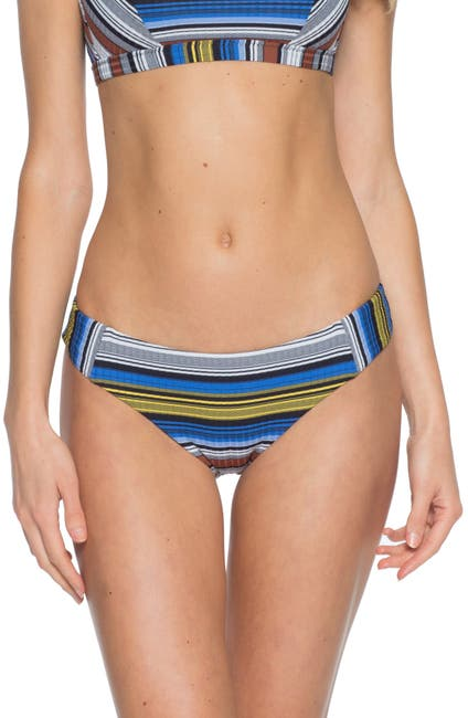 Image of BECCA Babylon Stripe Bikini Bottoms