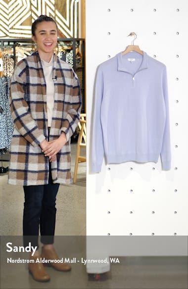 Blackhall Wool Quarter Zip Pullover, sales video thumbnail