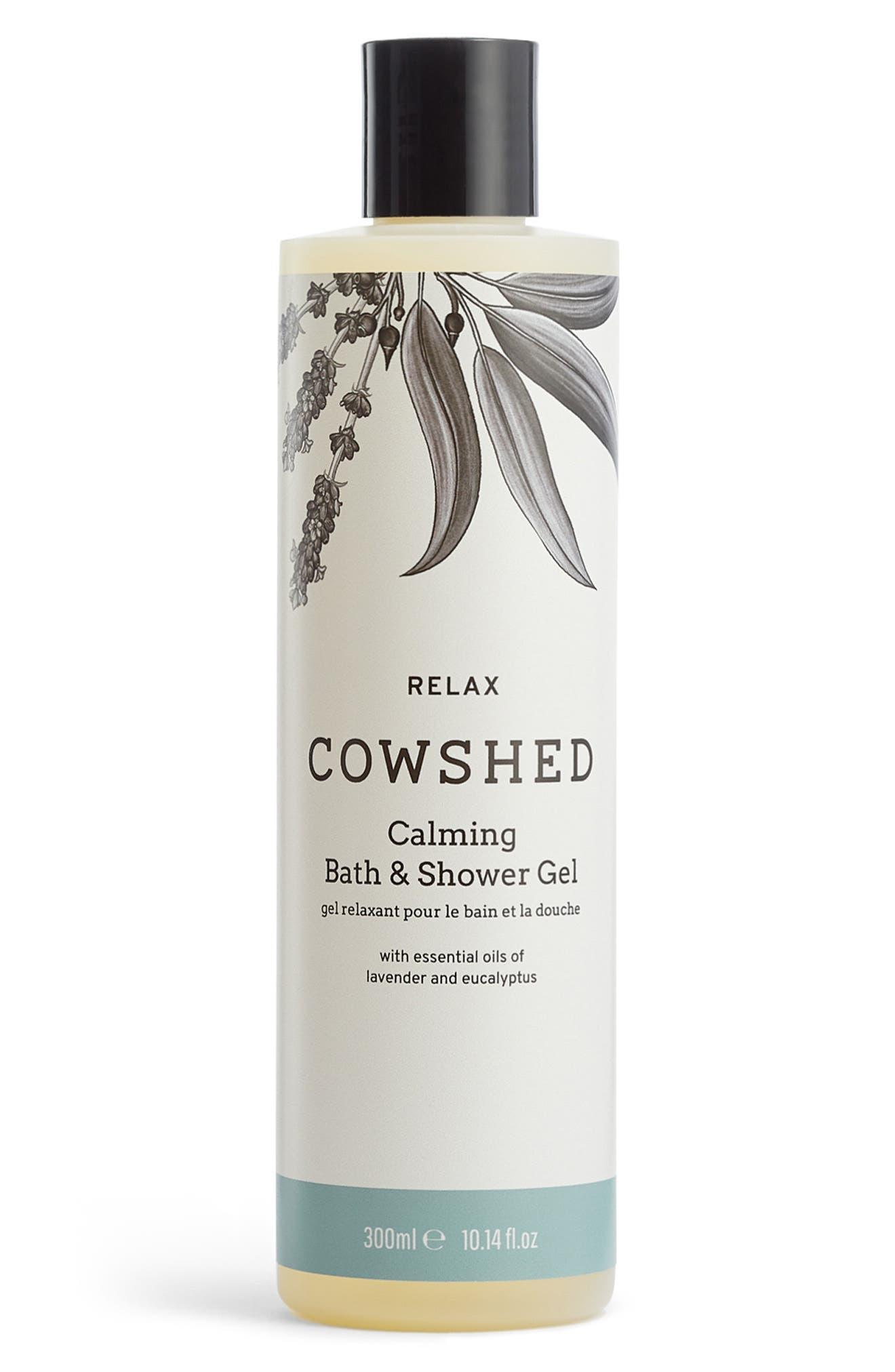 Relax Calming Bath & Shower Gel