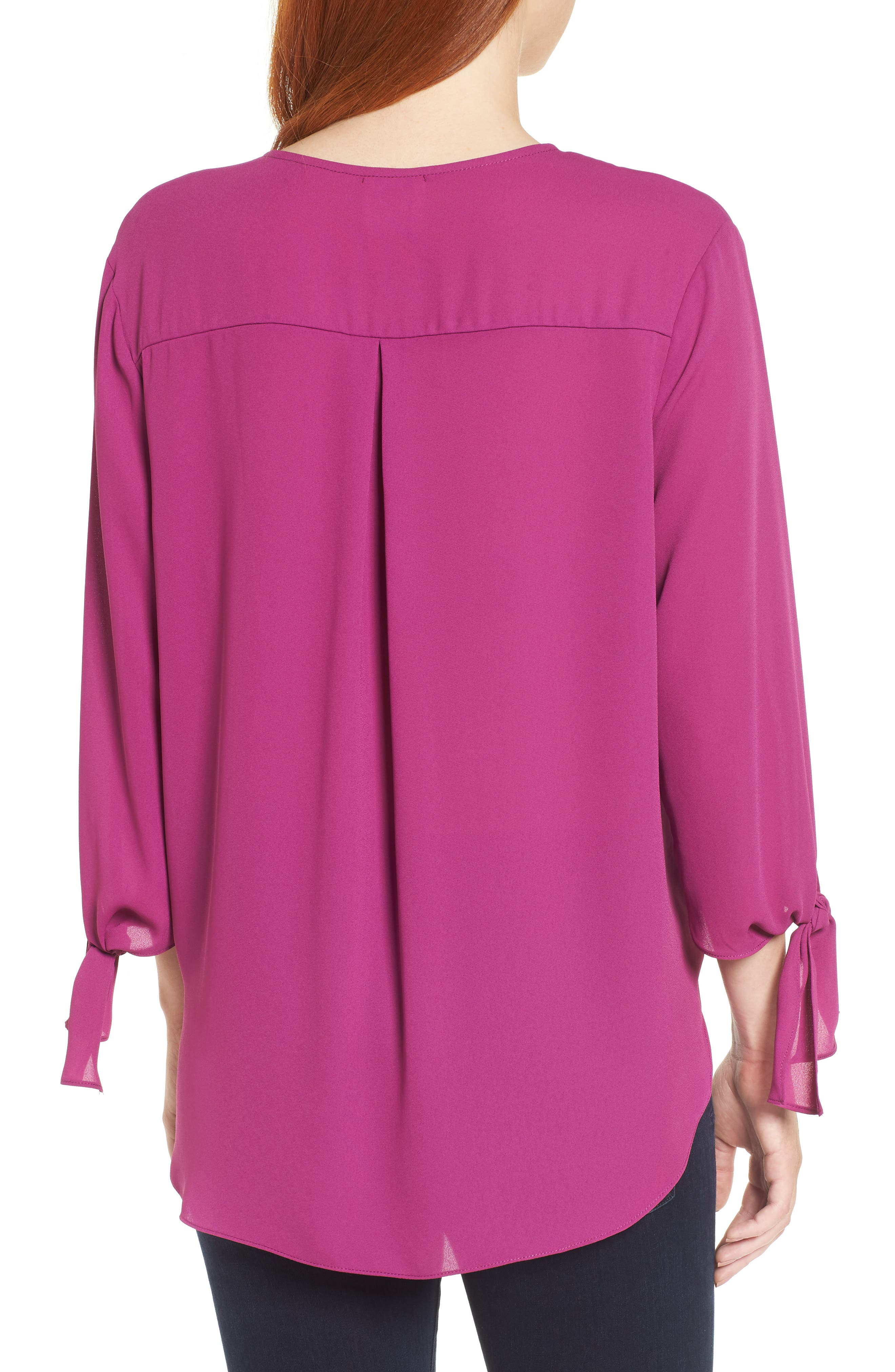 ,                             Surplice Neck Top,                             Alternate thumbnail 26, color,                             503