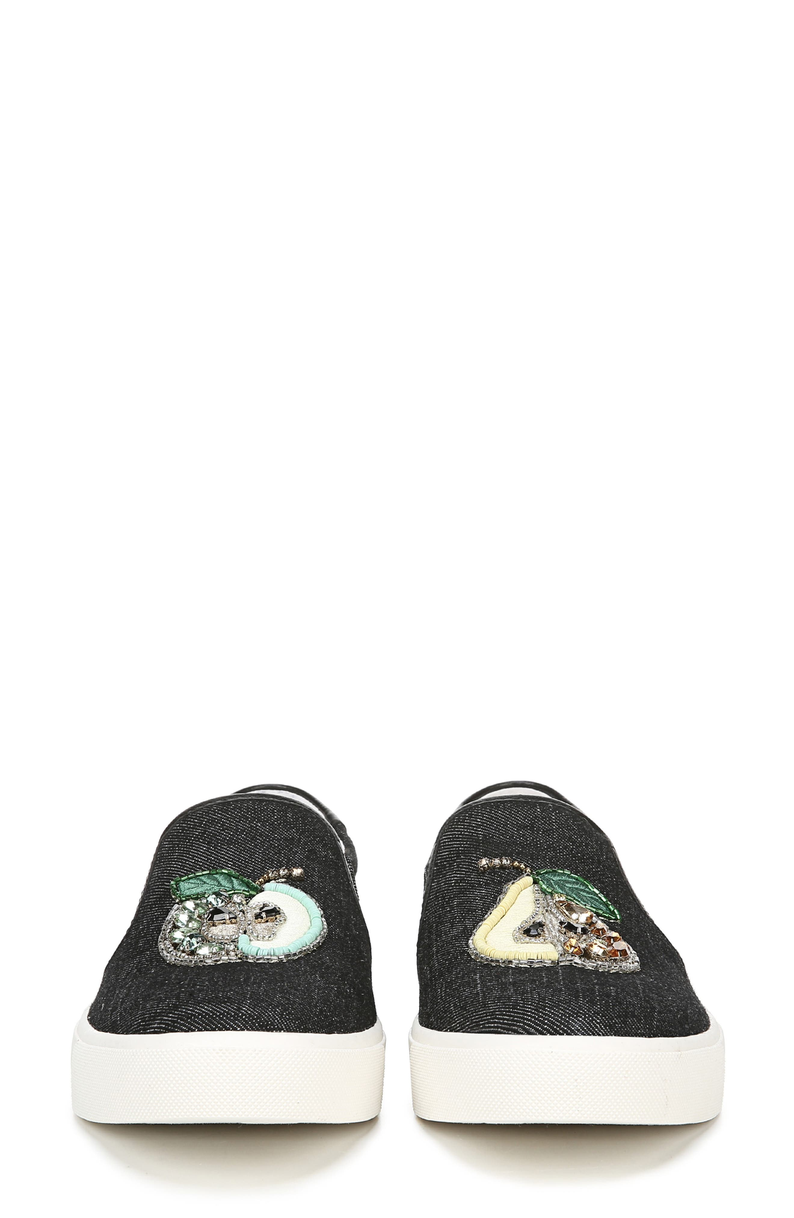 ,                             Evelina 5 Slip On Sneaker,                             Alternate thumbnail 4, color,                             001