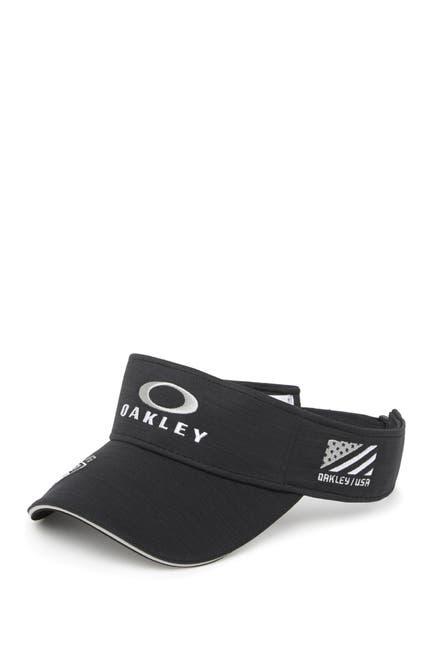 Image of Oakley Logo Embroidered Visor