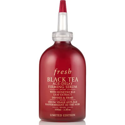 Fresh Lunar New Year Black Tea Age-Delay Firming Serum