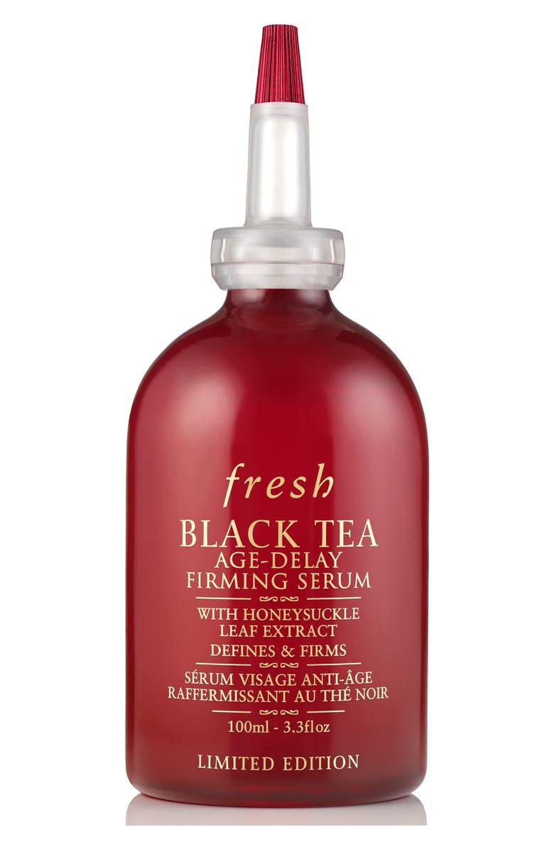 FRESH<SUP>®</SUP> Lunar New Year Black Tea Age-Delay Firming Serum, Main, color, NO COLOR