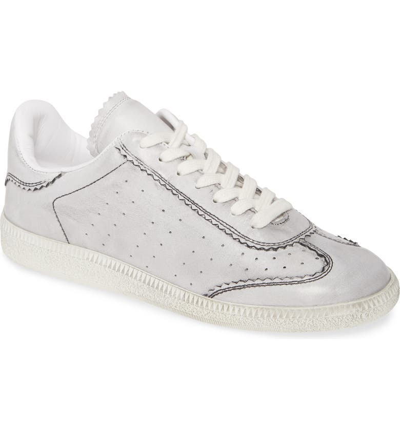 ISABEL MARANT Bryce Sneaker, Main, color, WHITE