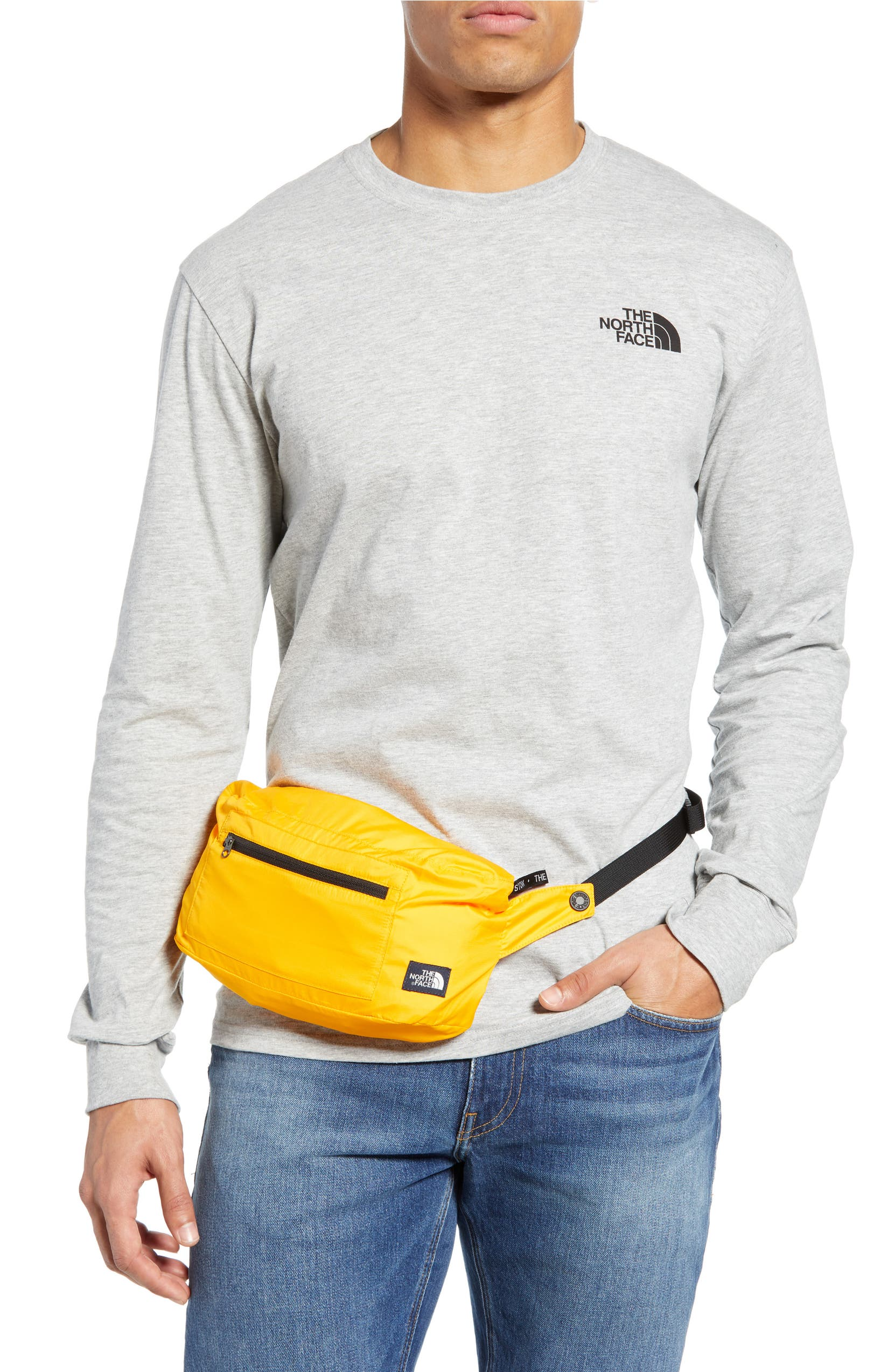 faff1dd3d7b91 The North Face Fanorak Pullover   Nordstrom