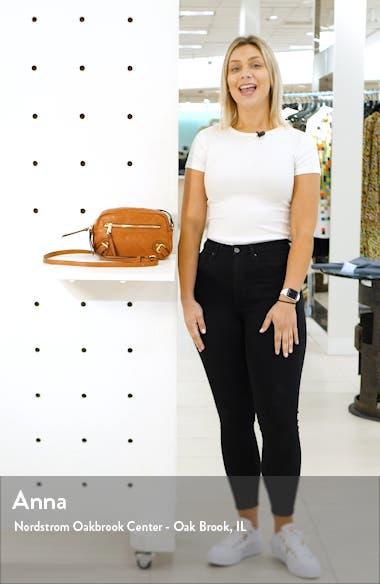 Dael Faux Leather Crossbody Bag, sales video thumbnail
