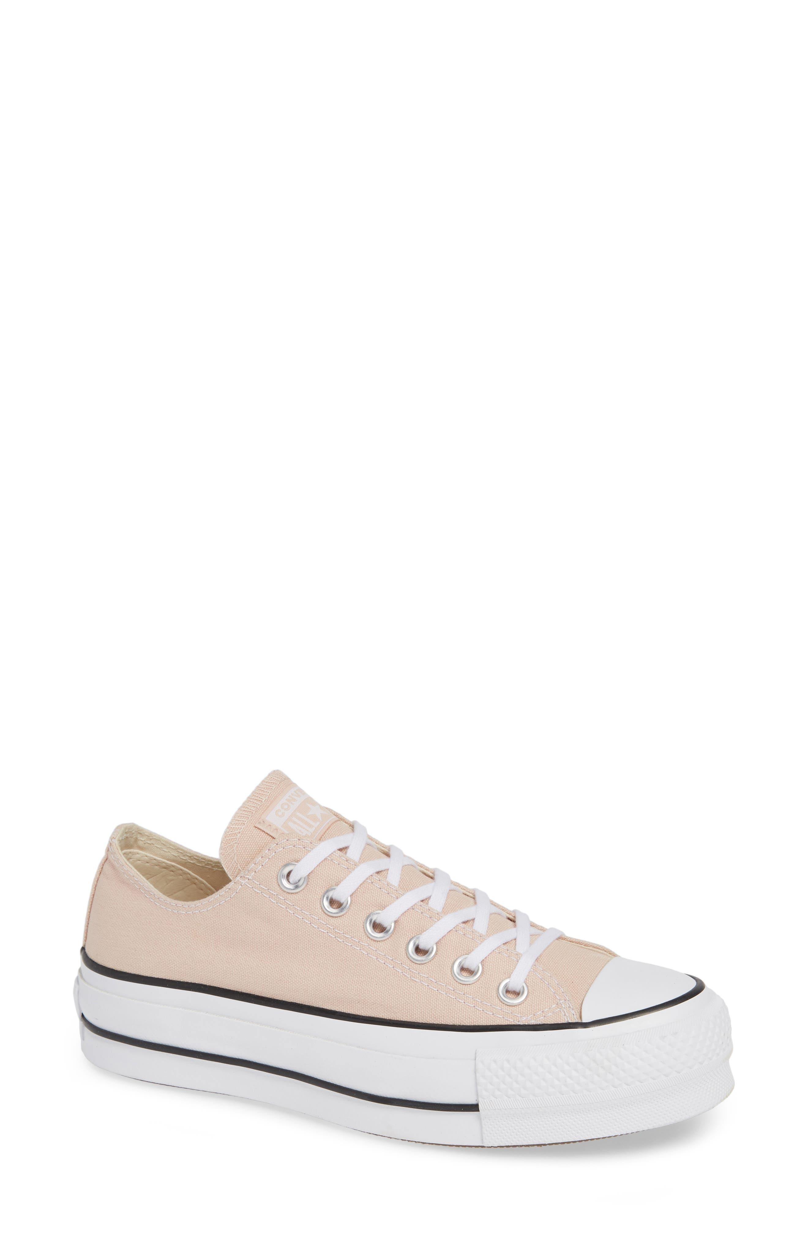 Converse Chuck Taylor All Star Platform Sneaker, Pink