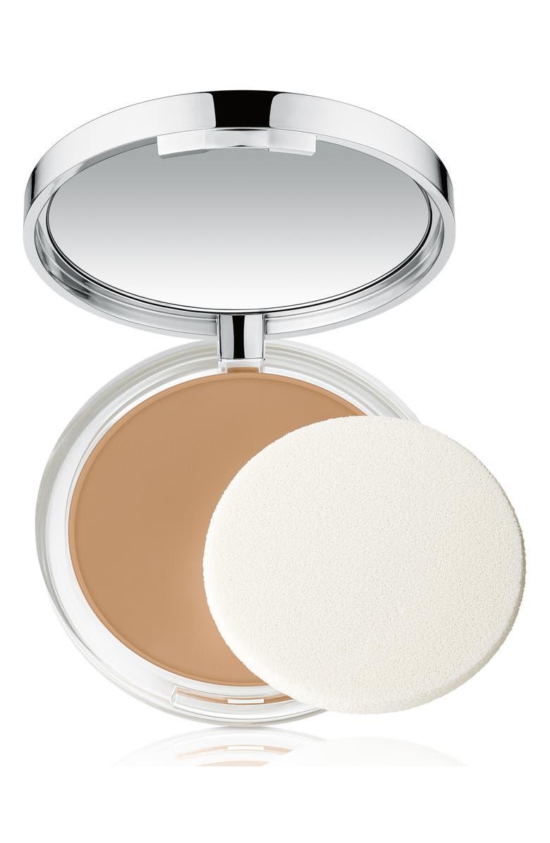 CLINIQUE Almost Powder Makeup Broad Spectrum SPF 18, Main, color, DEEP