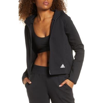 Adidas Tko Hooded Jacket, Black