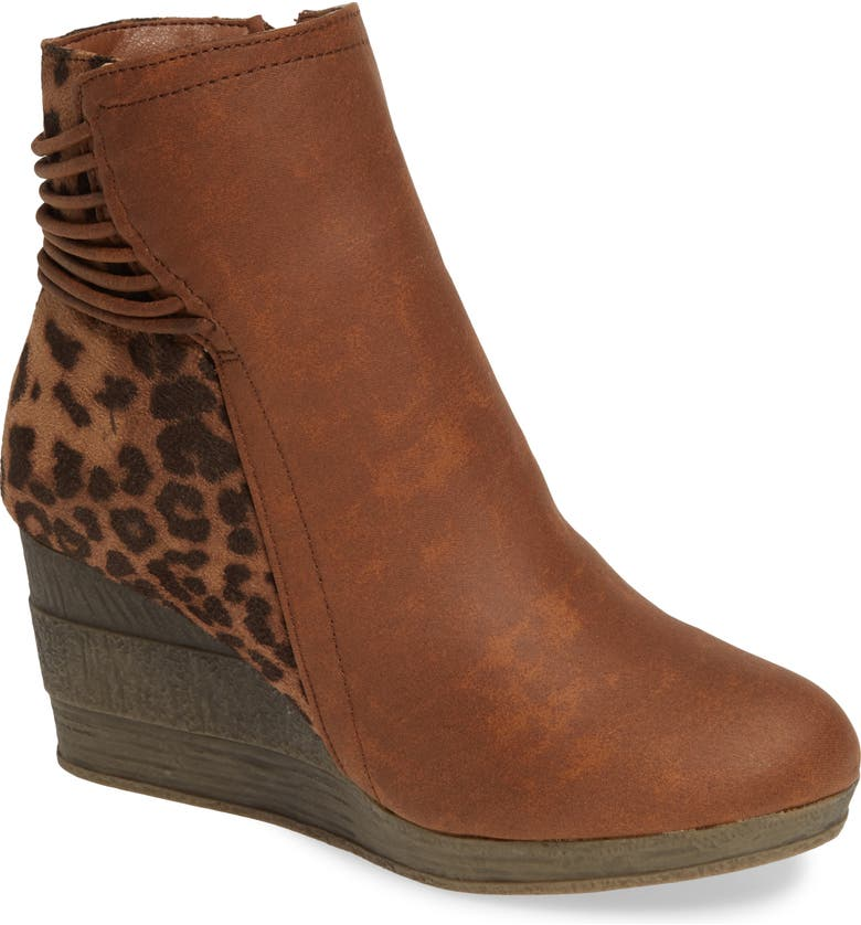 SBICCA Colleen Wedge Boot, Main, color, 243