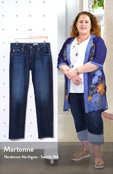 Graduate Slim Straight Leg Jeans, sales video thumbnail