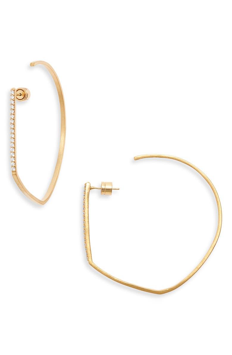 DEAN DAVIDSON Spire Hoop Earrings, Main, color, 715