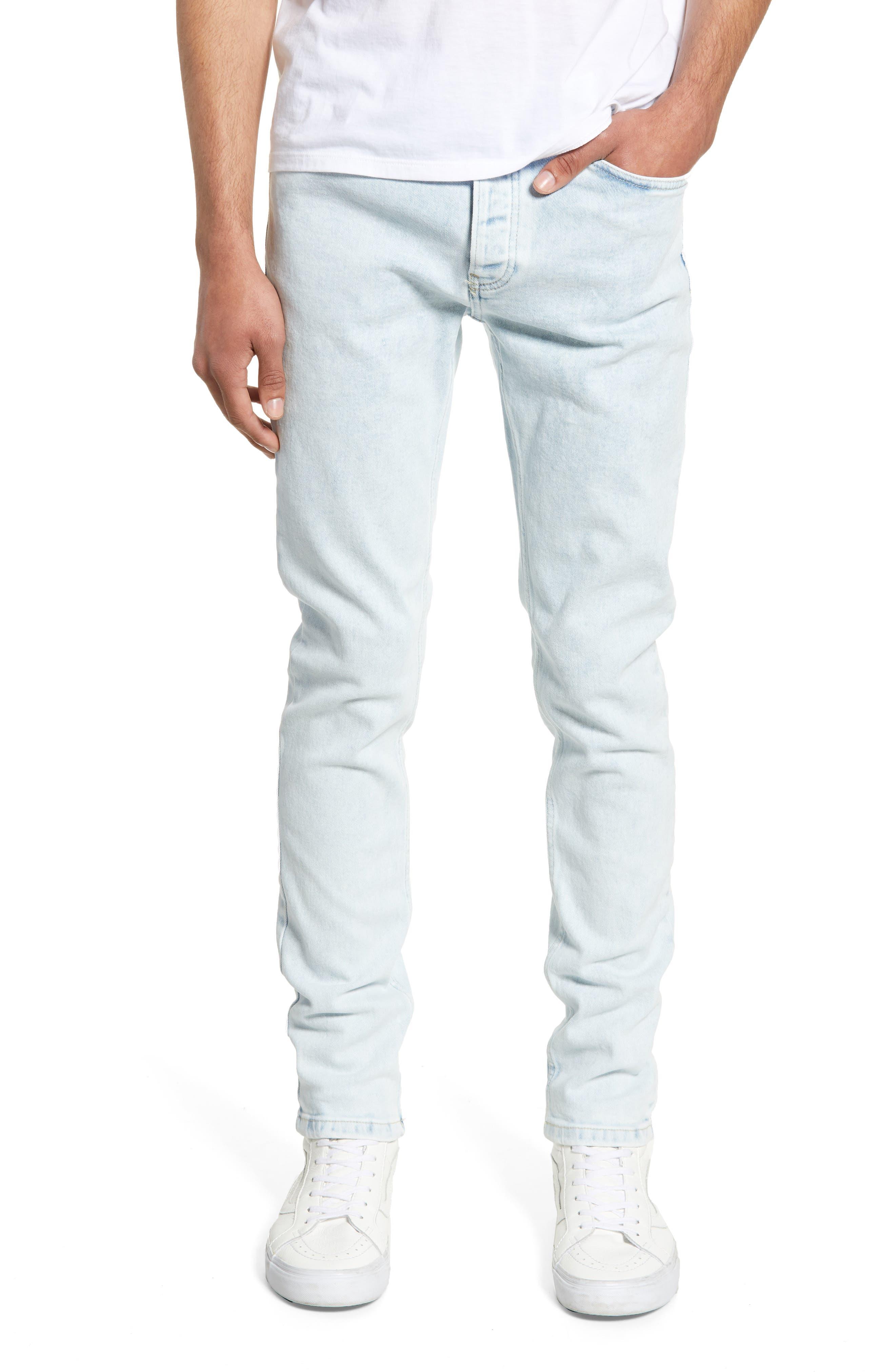Ivan Skinny Jeans, Main, color, BLUE
