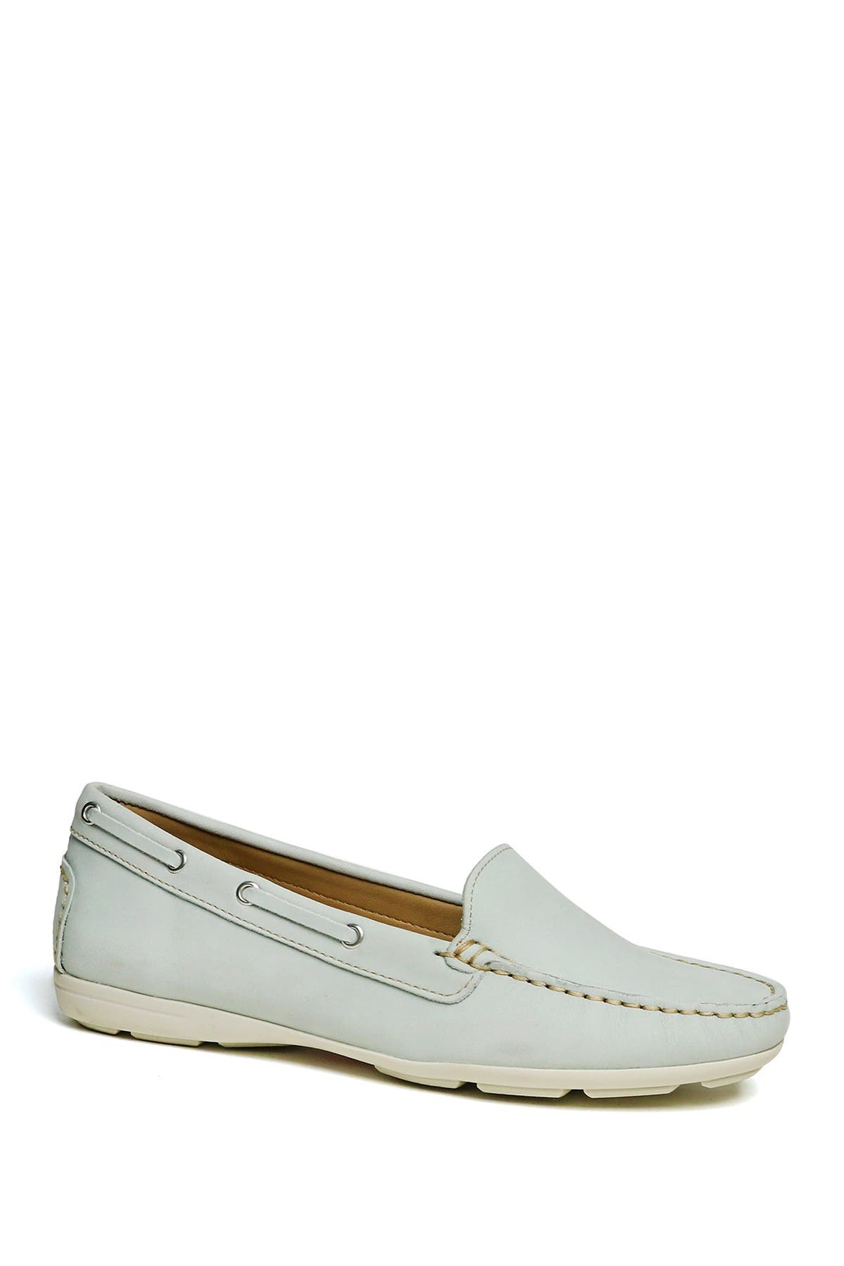 Driver Club USA Womens Leather Made in Brazil Cape Cod Loafer