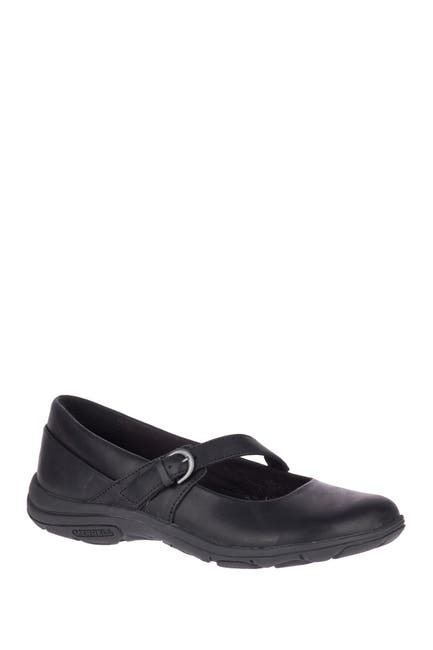 Image of Merrell Dassie Erin Leather Mary Jane Flat