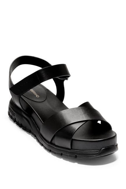 Image of Cole Haan Zerogrand II Leather Sandal