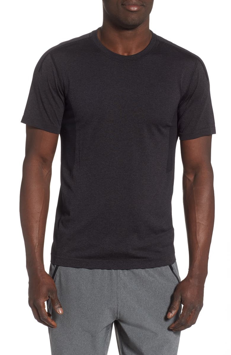 REIGNING CHAMP Performance T-Shirt, Main, color, 015