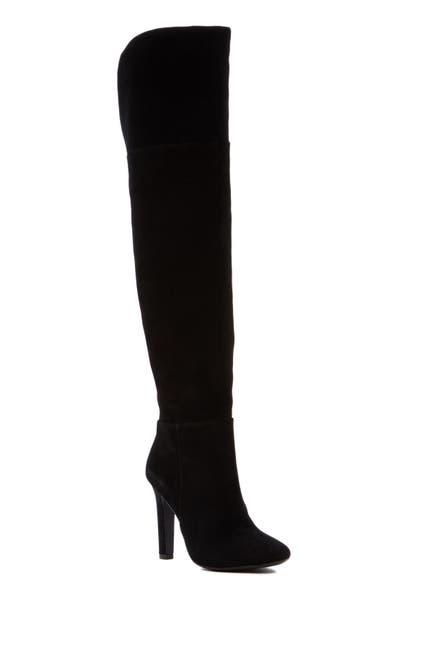 Image of Joie Bentlee Suede Thigh-High Boot