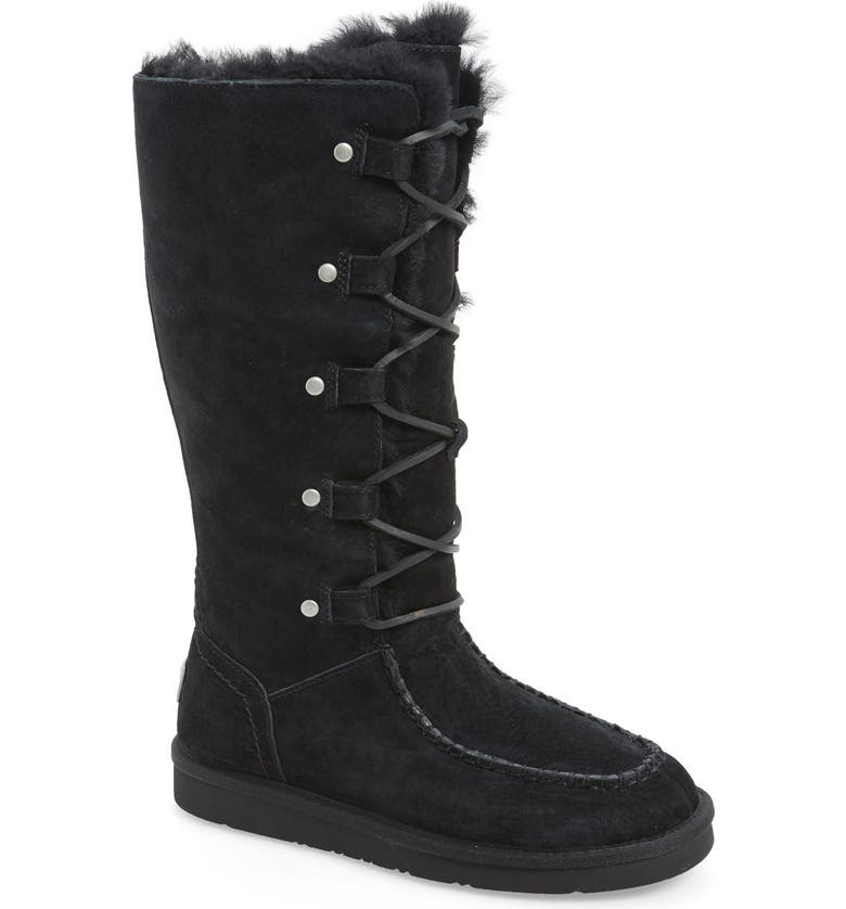 6722111de19 UGG® Australia 'Appalachian' Water-Resistant Lace-Up Tall Boot ...