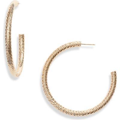 Jennifer Zeuner Coley Hoop Earrings
