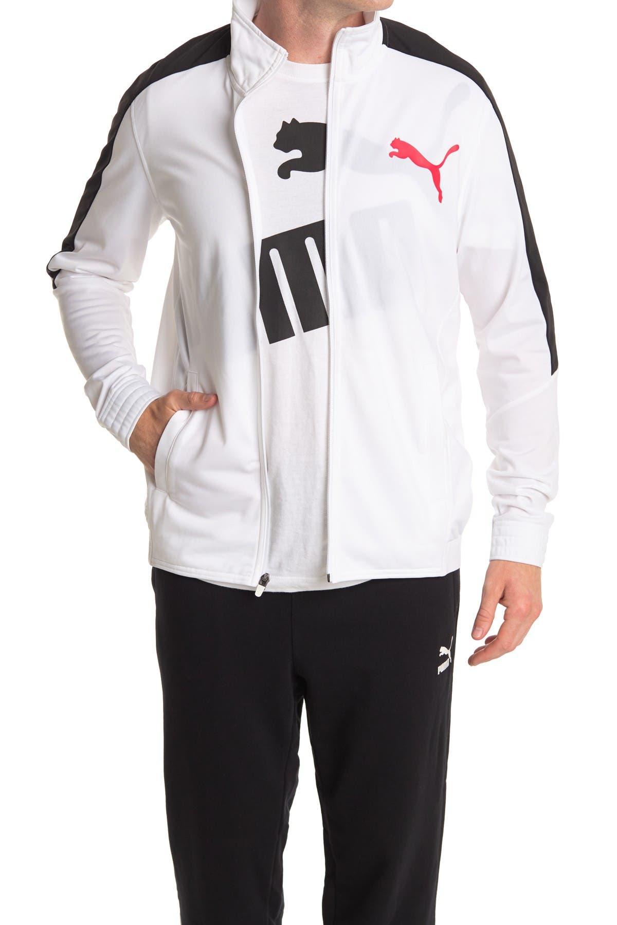 Image of PUMA Contrast Jacket