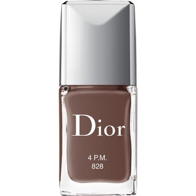Dior Vernis Gel Shine & Long Wear Nail Lacquer - 828 4 P.m.