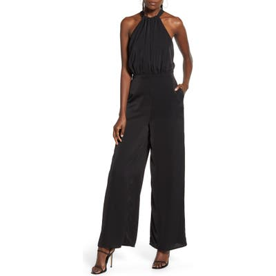 Endless Rose Halter Jumpsuit