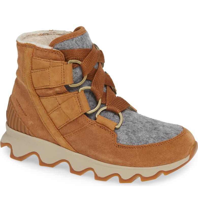6513a71b904af Kinetic Waterproof Short Lace-Up Boot
