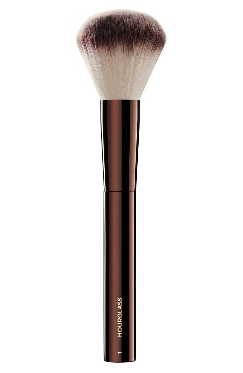 HOURGLASS No. 1 Powder Brush, Main, color, NO. 1 POWDER BRUSH