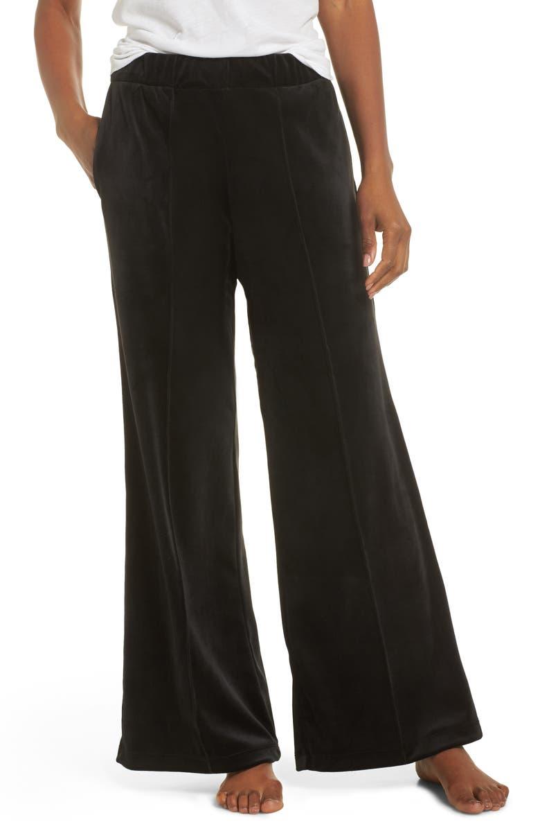 1b5377d1 Front Seam Flare Pants