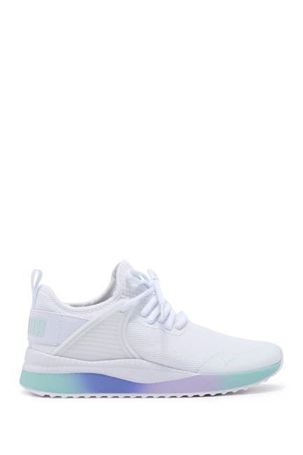 Image of PUMA Pacer Next Cage Tie Dye Print Sneaker