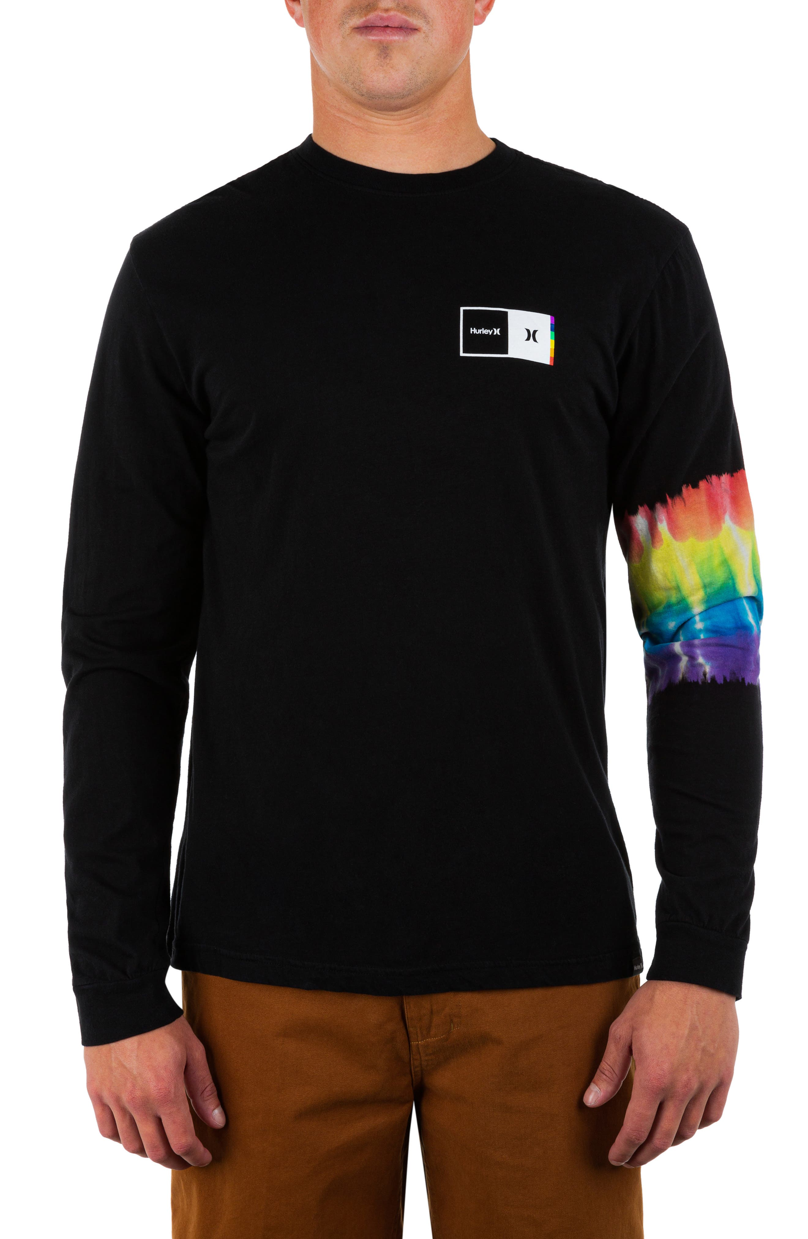 Everyday Washed Pride Long Sleeve Graphic T-Shirt