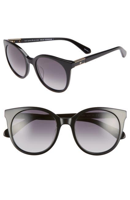 Image of kate spade new york akayla 52mm cat eye sunglasses