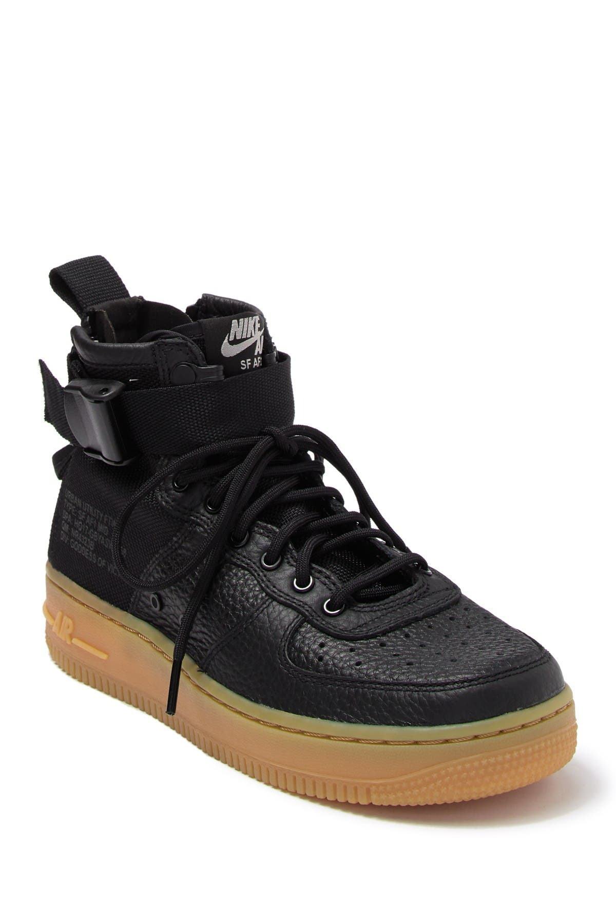 Image of Nike SF AF1 Mid Basketball Sneaker