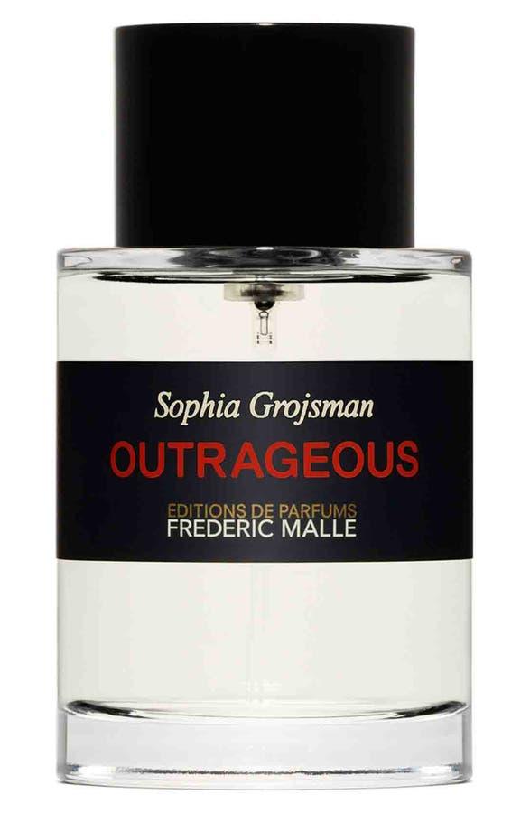 Frederic Malle OUTRAGEOUS SPRAY, 3.4 oz