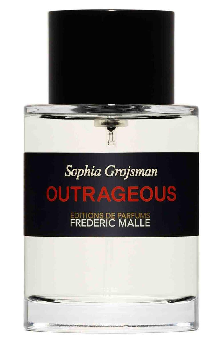 FREDERIC MALLE Editions de Perfumes Frédéric Malle Outrageous Spray, Main, color, NO COLOR