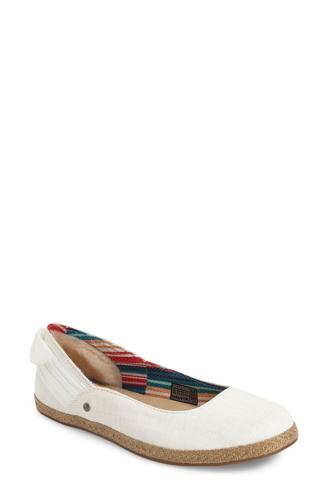 UGG | Perrie Shearling Lined Flat