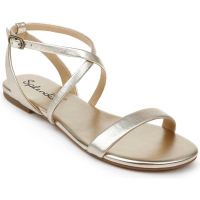 Splendid Susannah Strappy Sandal, Brown