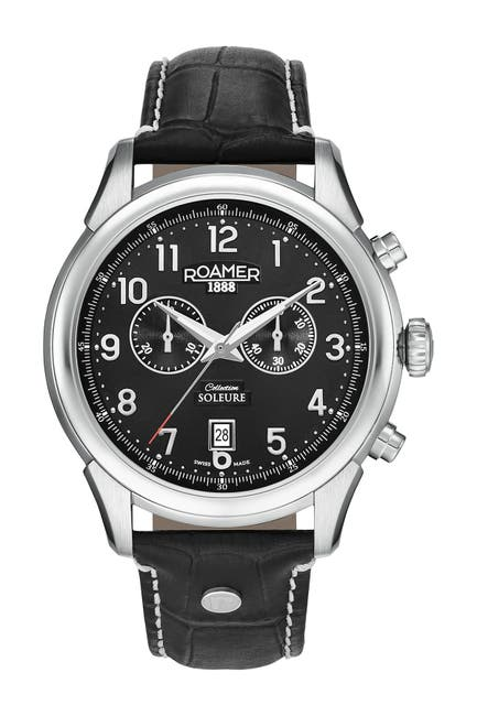 Image of Roamer Men's Soleure Chronograph Date Watch