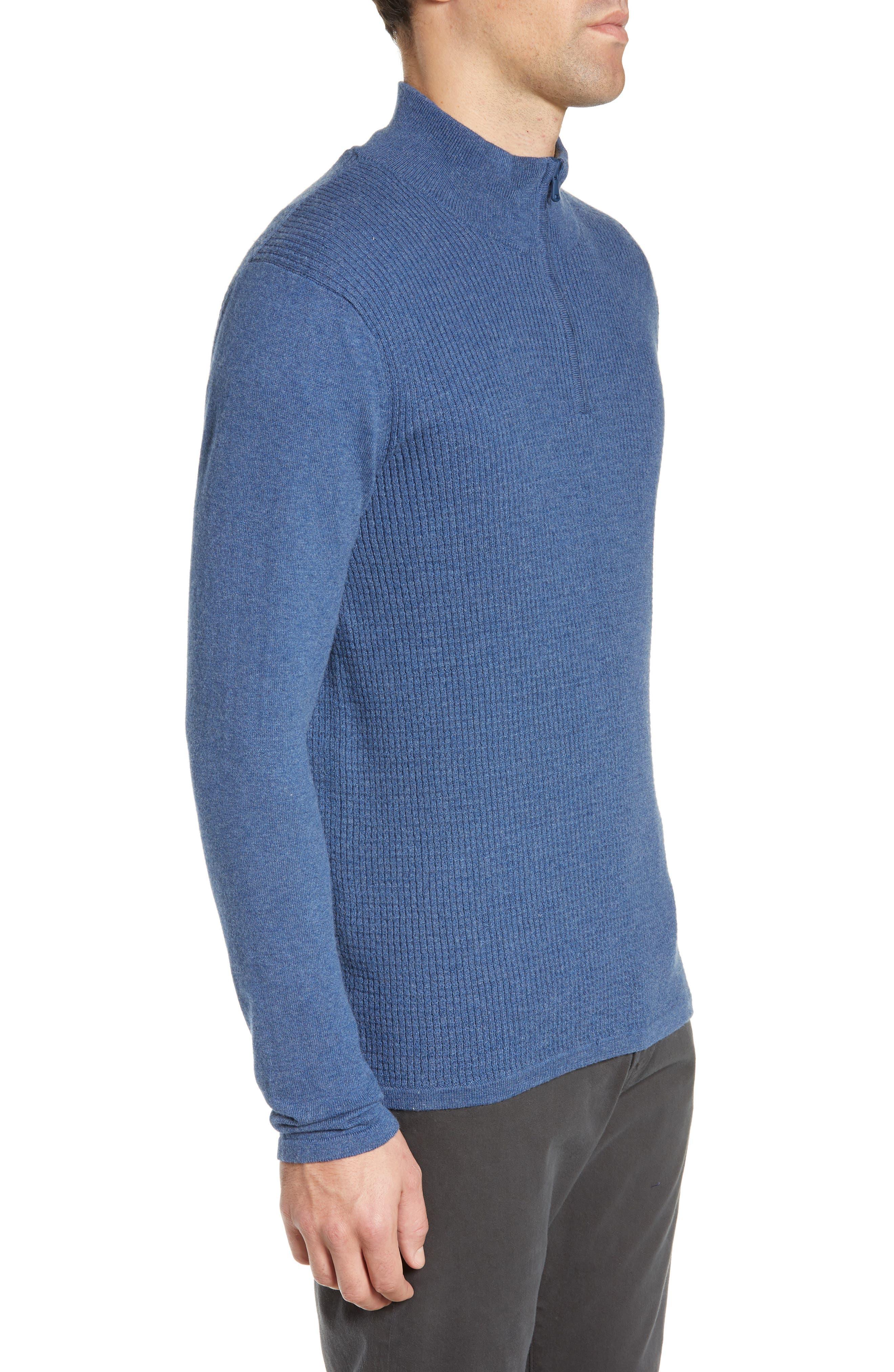 ,                             Higgins Quarter Zip Sweater,                             Alternate thumbnail 15, color,                             400