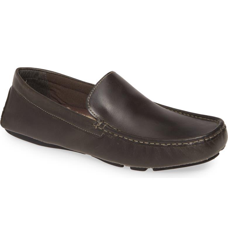 L.B. EVANS Alton Driving Shoe, Main, color, 020