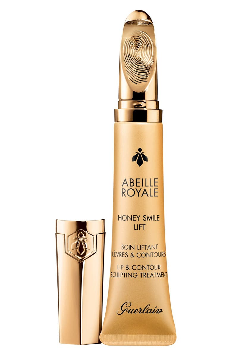 GUERLAIN Abeille Royale Honey Smile Lift Lip & Contour Sculpting Treatment, Main, color, NO COLOR