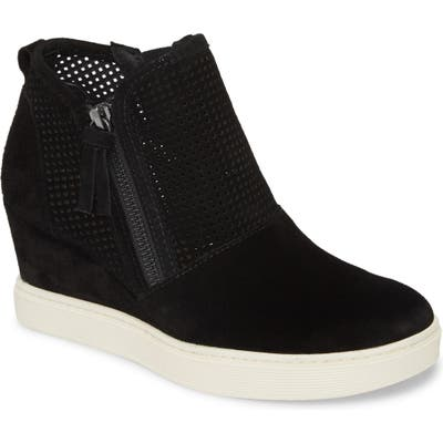 Sofft Bellview High Top Sneaker- Black