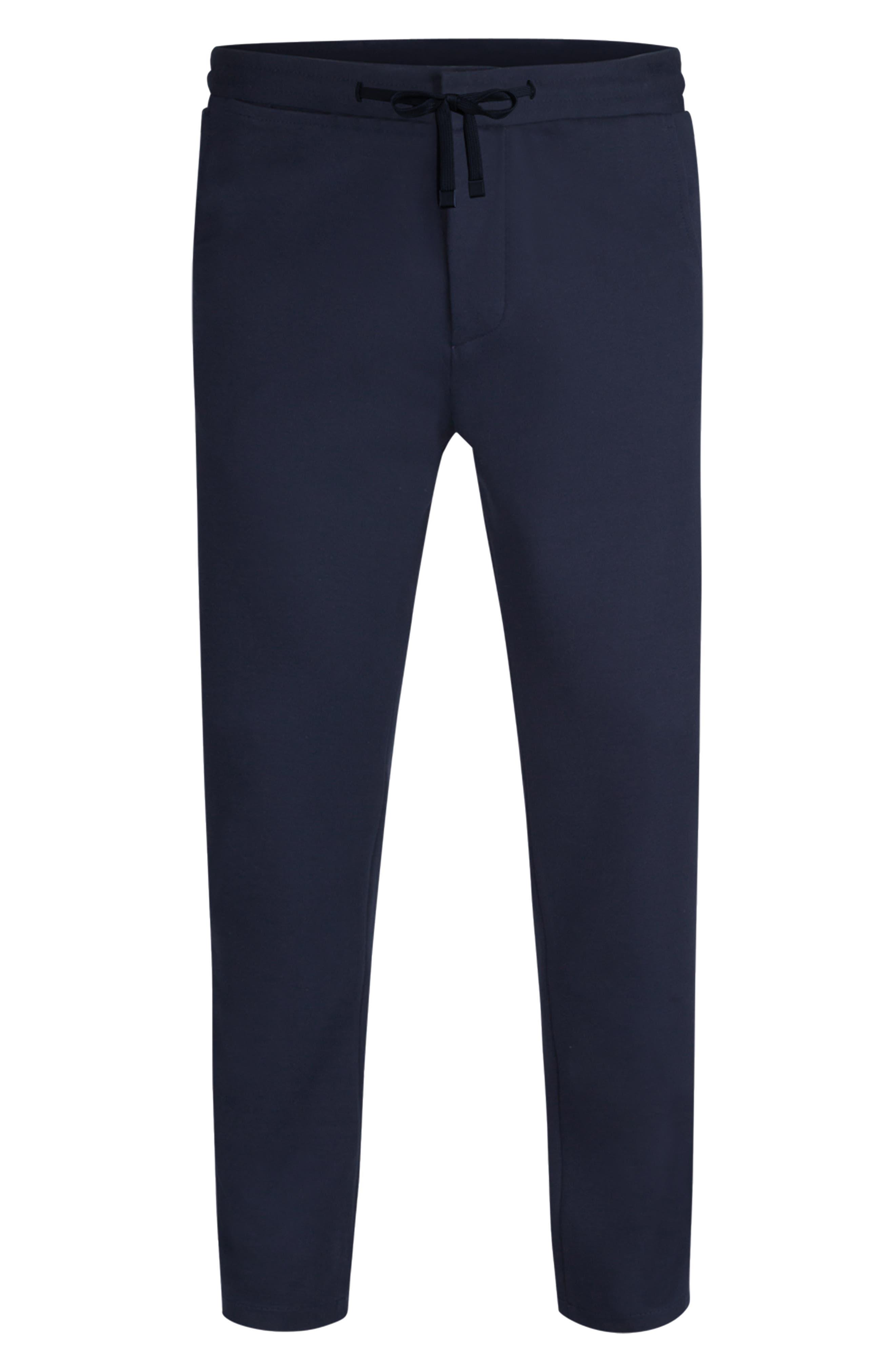 Men's Bugatchi Stretch Cotton Blend Sweatpants