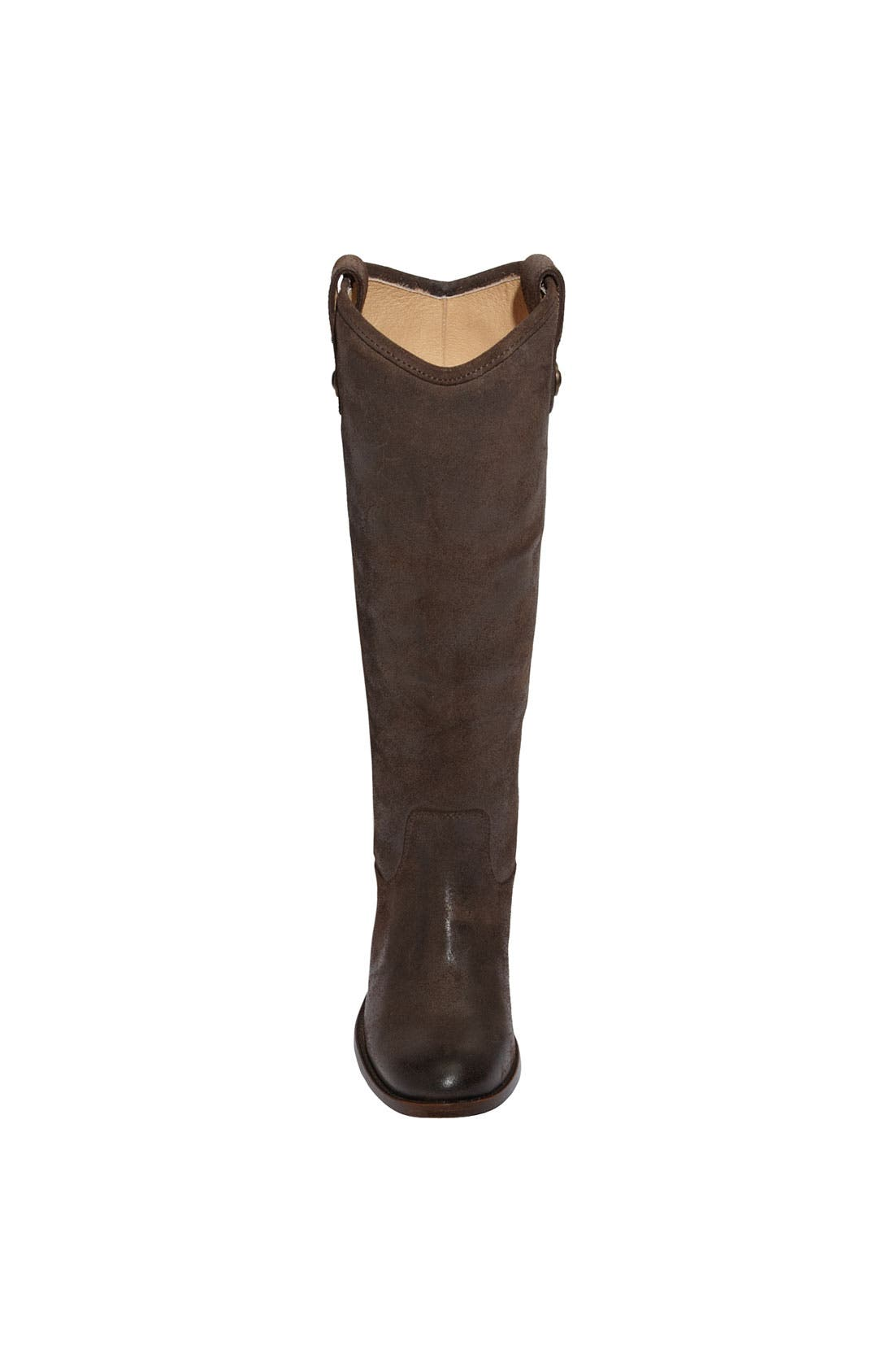 ,                             'Melissa Button' Leather Riding Boot,                             Alternate thumbnail 102, color,                             225