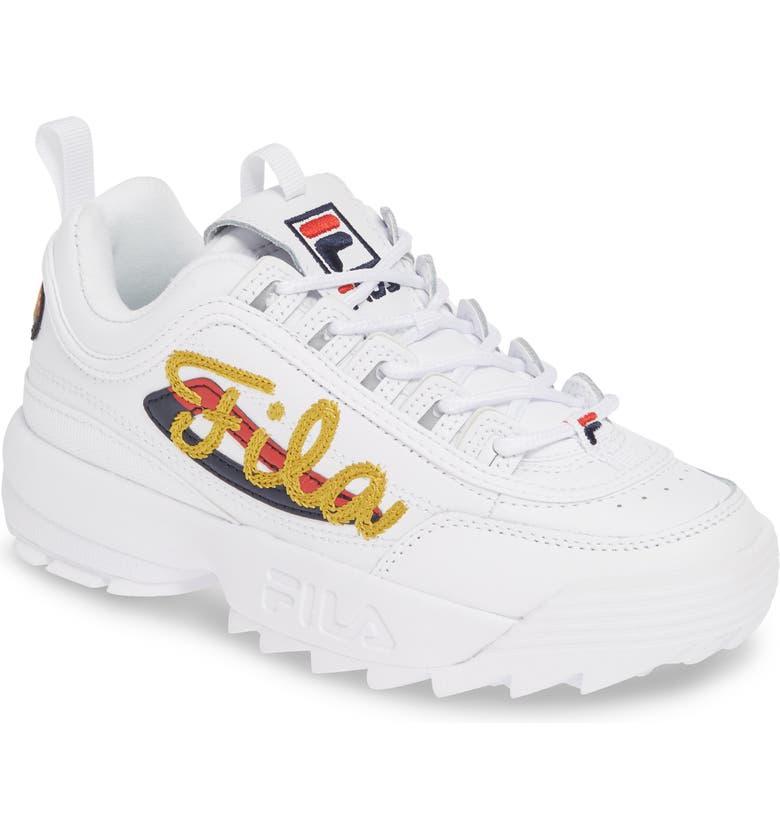 4ffe641af0 Disruptor II Signature Sneaker