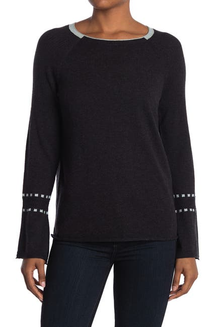 Image of SmartWool Bell Sleeve Knit Sweater