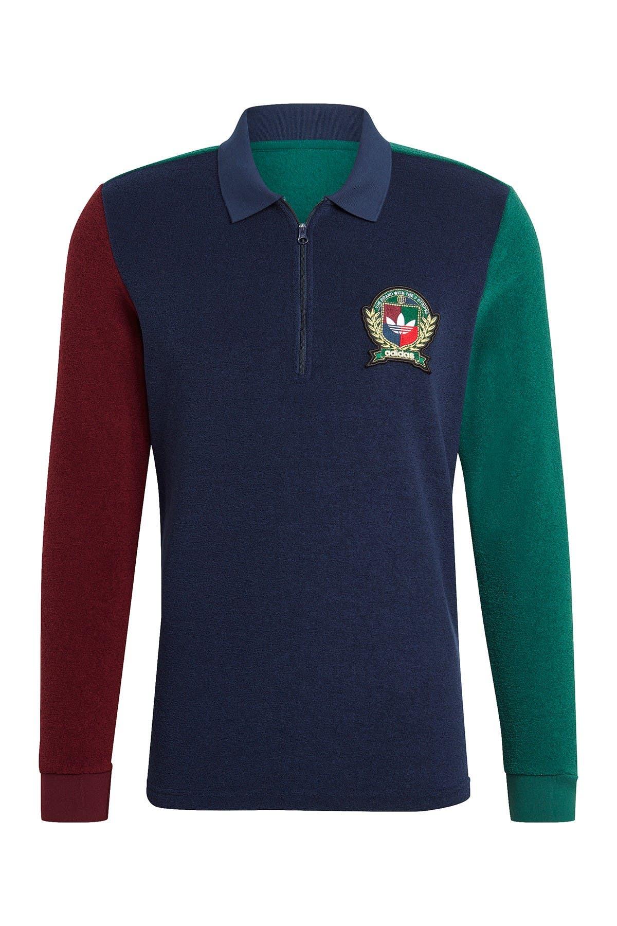 Image of adidas Crest Polo Shirt